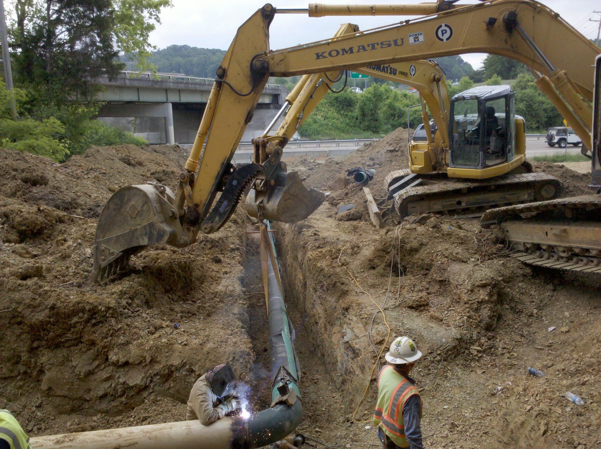 Pipeline Construction, Inc.
